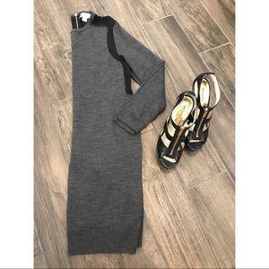 Michael Kors Grey Sweater Dress